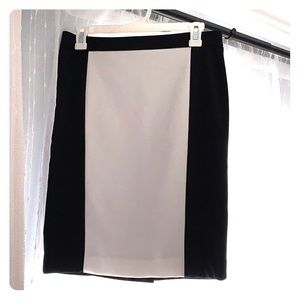 Ann Taylor Petite 6P skirt. Cotton Stretch.